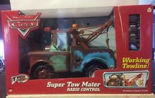 Disney Pixar Cars Tyco Radio Control SUPER TOW MATER