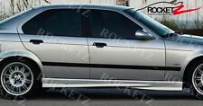 92-98 BMW E36 M3 M Euro M-Tech Style Side Skirts (FRP) USA CANADA