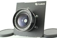 【As-Is】 Fuji Fujinon SW S 75mm f/8 Large Format MF Lens 4x5 Board from JAPAN