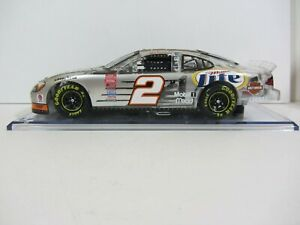 Action  - Rusty Wallace  2001 Taurus  #2 Miller Lite  VGC  1:24 scale  (520)
