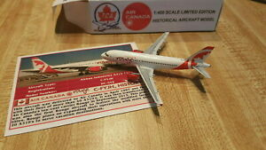 Aeroclassics Air Canada Rouge A319-113 1:400 HC49 Rouge Cols C-FYJH 400SH CLUB