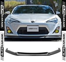 Toyota 86 Pre-Facelift - Front Bumper Lip (CHARGESPEED STYLE) (12-16) CS FRS
