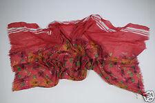 Neu Coccinelle Baumwolle Tuch Schal Halstuch 180cm x 90cm 1-15 (49)