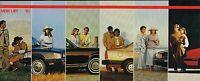 1985 Mercury Brochure: CAPRI,GRAND MARQUIS,COUGAR,XR-7,TOPAZ,LTS,LYNX,XR7,LS