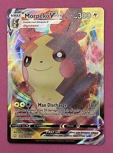 Morpeko VMAX 038/072 - Shining Fates - NM - Pokemon Card