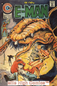E-MAN (1973 Series)  (CHARLTON) #7 Very Fine Comics Book