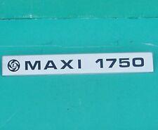 AUSTIN MAXI 1750 BADGE, ( Leyland ) NEW OLD STOCK