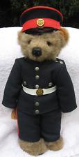 1982 Little Folk Britsh Army Teddy Bear