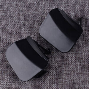 2pcs L & R Front Bumper Tow Hook Eye Cover Cap fit for Toyota Highlander 2008-10