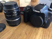 Canon EOS 50D 15.1MP Digitalkamera mit Kit EF-S 17-85mm IS USM Objektiv