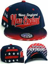 New England New Leader Youth Kids Patriots Colors Blue Red Era Snapback Hat Cap