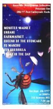 Reproduction Medium (up to 36in.) Music Art Posters