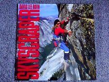 DAVID LEE ROTH - Skyscraper - LP / 33T
