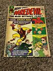 Daredevil #1 Marvel Comics 1964 Silver Age Key g/vg 3.0 First Appearance