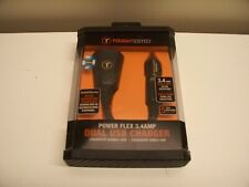 ToughTested PowerFlex 3.4 Amp Dual USB Car Charger