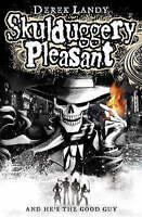 Skulduggery Pleasant (Skulduggery Pleasant - book 1), Landy, Derek, Very Good Bo