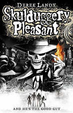 Skulduggery Pleasant (Skulduggery Pleasant - book 1), Derek Landy, Used; Good Bo