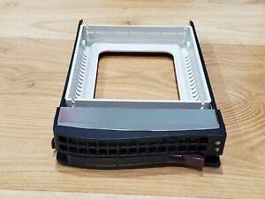 """Supermicro MCP-220-00075-0B Gen 5.5 Hot-Swap 3.5"""" HDD Tray-MCP-220-00024-0B"""