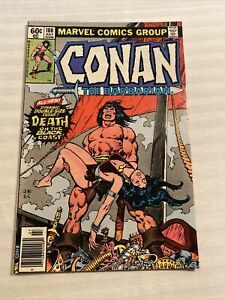 Conan The Barbarian #100 Marvel July 1979 Death of Belit Key Issue