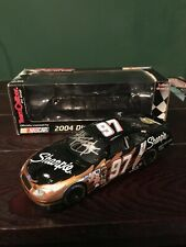 Kurt Busch Autographed 2004 Sharpie Champion #97 -1:24th Scale Diecast