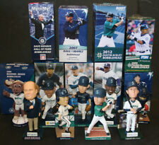 LOT 9 Seattle Mariners Player Bobbleheads Putz Beltre Moose Ibanez