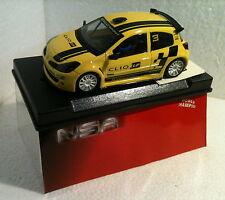 qq NSR 1011 CLIO R3 CUP PRESENTATION YELLOW