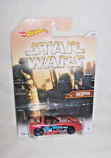 HW 2016 STAR WARS PLANET SERIES BESPIN Wal-Mart Exclusive Silhouette 6/8 DJL05
