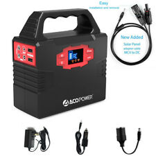 ACOPOWER 150Wh Portable Solar Generator Power Supply Energy Storage Lithium ion