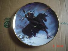 Western Heritage Museum Collectors Plate SPIRIT OF THE WEST WIND