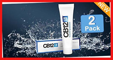 CB12 100ML 2 PACK Mint / Strong Toothpaste NEW
