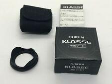 【BRAND NEW】 Fujifilm Klasse Lens Hood for Klasse S or Klasse W from Japan #0260