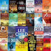 🔥 Jack Reacher Series 24 Audiobooks Collection Unabridged (MPЗ) By Lee Child 🔥