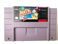 Math Blaster: Episode One SUPER NINTENDO SNES GAME Tested + Working & Authentic