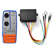 100ft 12V Wireless Winch Remote Control Switch Handset for Car ATV Truck BI567