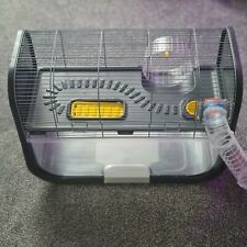 Savic Geneva Hamster Mouse Cage (or Gerbil) used   upgraded with extra tubes!