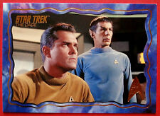 "STAR TREK TOS 50th Anniversary - ""THE CAGE"" - GOLD FOIL Chase Card #2"