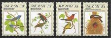 p 930 MALAYSIA/ Vögel MiNr 380/83 **