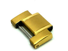 Invicta Model 21483 Gold Tone Men's Watch Extra Single Link 20mm (L477)
