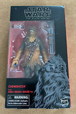"CHEWBACCA WITH GOGGLES Star Wars Black Series 6"" TARGET EXCLUSIVE SOLO SEALED"