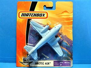 MATCHBOX SKY BUSTERS ARCTIC AIR, MBX METAL SERIES, 2007 MFG YEAR