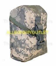 US Military MOLLE IMPROVED First Aid Kit LARGE Utility Pouch ACU IFAK VGC