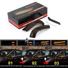 Dynamic Mirror LED Turn Signal Light Indicator For VW Golf 5 Jetta MK5 Passat B6