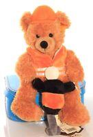 Steiff Bears*Teddy Bear **Master Builder**FYNN in suitsase28 cm*-ean 111907