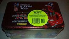 Panini Adrenalyn XL Tin Box FIFA  WORLD CUP  RUSSIA 2018  SIGILLATO