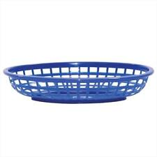 Tablecraft Plastic Oval Basket   36 Per Case