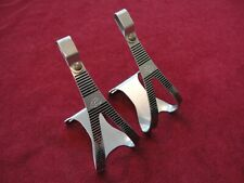 Vintage Cinelli Alloy Toe Clips - Made in Italy