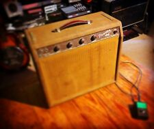 1963 Pre-CBS All Tube Fender Princeton Amp