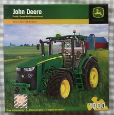 """MASTERPIECES 1000 PIECE PUZZLE, JOHN DEERE TRACTOR - """"PrIde of the Country"""""""