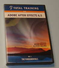 Total Training For Adobe After Effects 6.5 Set 1: The Fundamentals