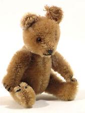 Alter Mohair Teddy - bewegl. Arme und Beine ca. 14 cm